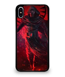 Star Wars Kylo Ren Armor iPhone XS Max Case