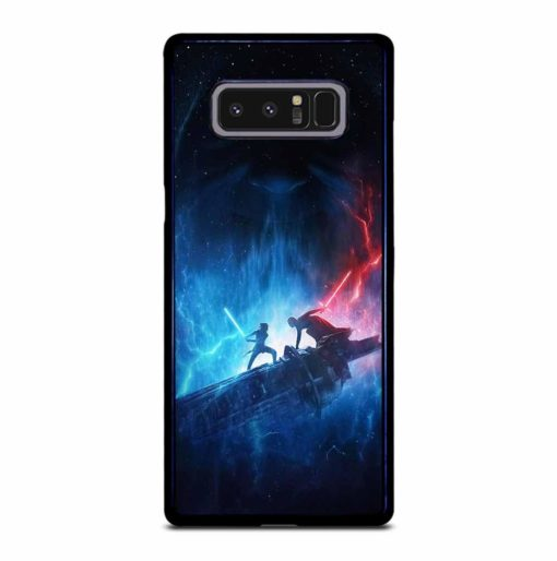 STAR WARS THE RISE OF SKYWALKER POSTER Samsung Galaxy Note 8 Case
