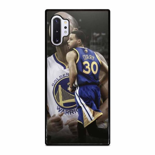 STEPHEN CURRY GOLDEN STATE WARRIORS Samsung Galaxy Note 10 Plus Case