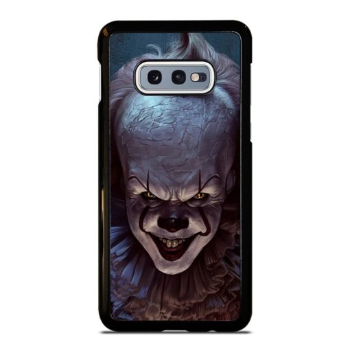 Stephen King's It Pennywise Joker Horor Samsung Galaxy S10e Case