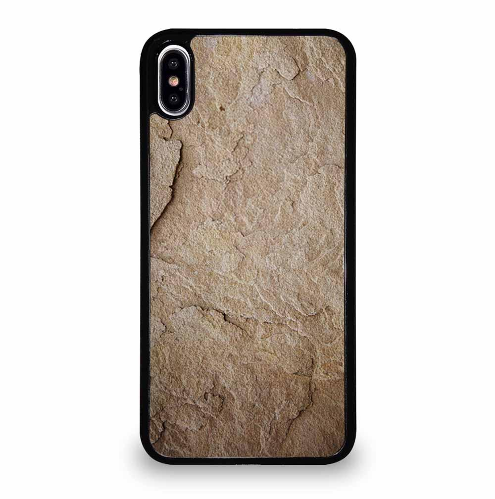 STONE SANDSTONE SURFACE iPhone XS Max Case Cover