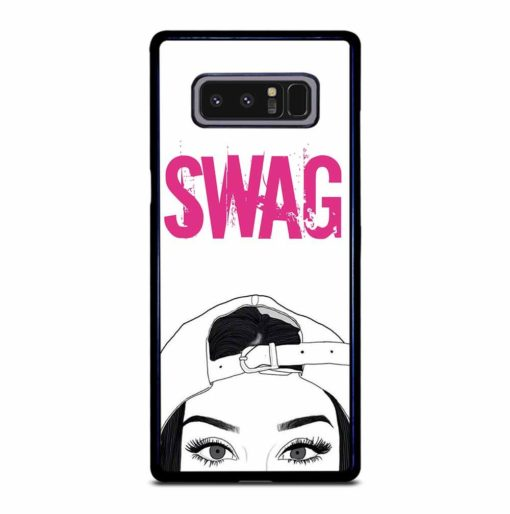 SWAG STYLE GIRL Samsung Galaxy Note 8 Case