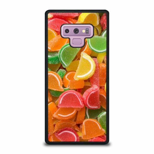 SWEET FRUIT JELLY CANDY Samsung Galaxy Note 9 Case