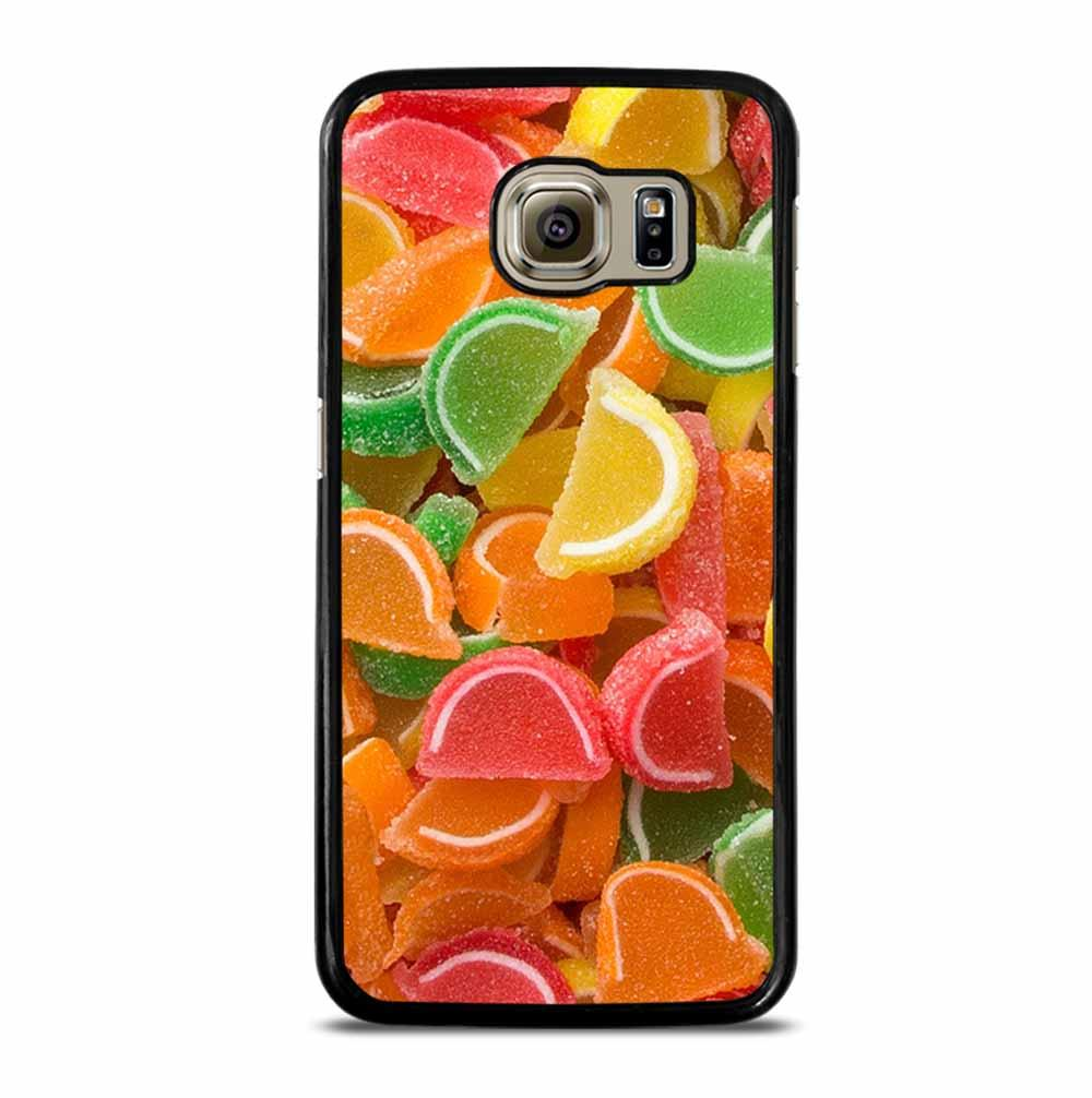 SWEET FRUIT JELLY CANDY Samsung Galaxy S6 Case