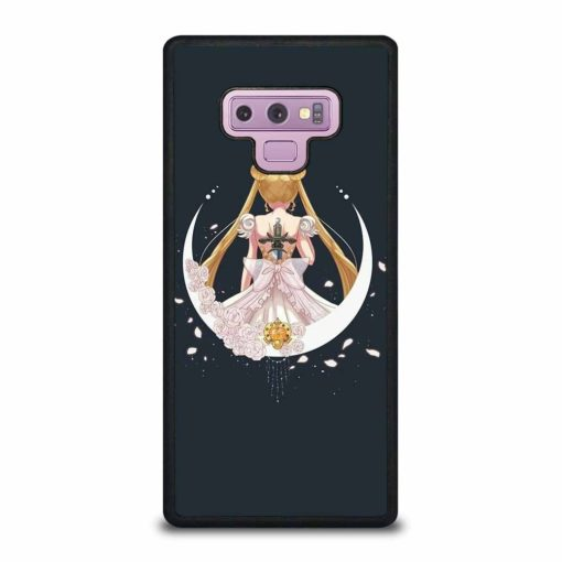 SWORD OF THE SILVER CRYSTAL Samsung Galaxy Note 9 Case
