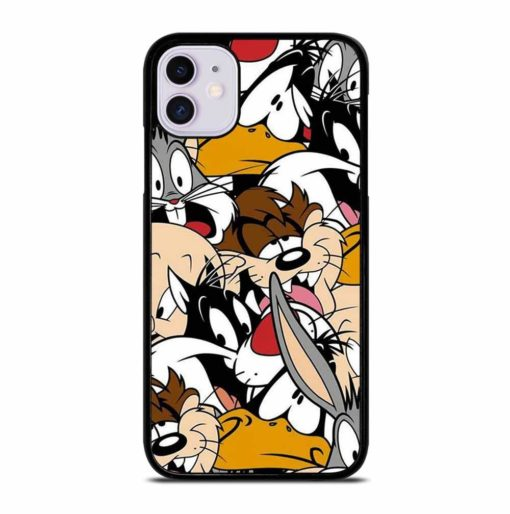 SYLVESTER LOONEY TUNES iPhone 11 Case