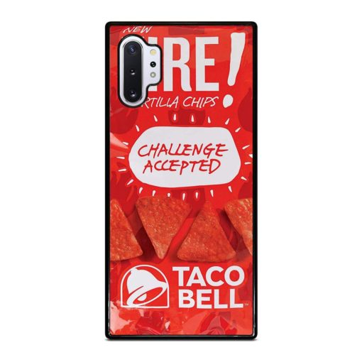 Taco Bell Tortilla Chips Samsung Galaxy Note 10 Plus Case
