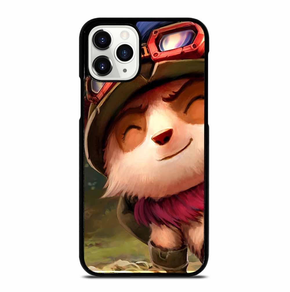 TEEMO LEAGUE OF LEGENDS iPhone 11 Pro Case