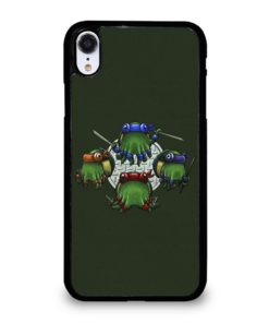 Teenage Mutant Ninja Turtles Art iPhone XR Case