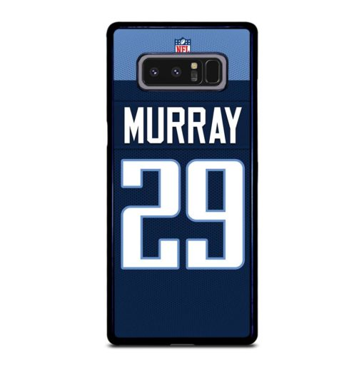 Tennessee Titans Demarco Murray Samsung Galaxy Note 8 Case
