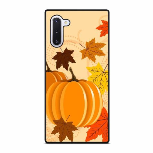 THANKSGIVING FALL AUTUMN Samsung Galaxy Note 10 Case