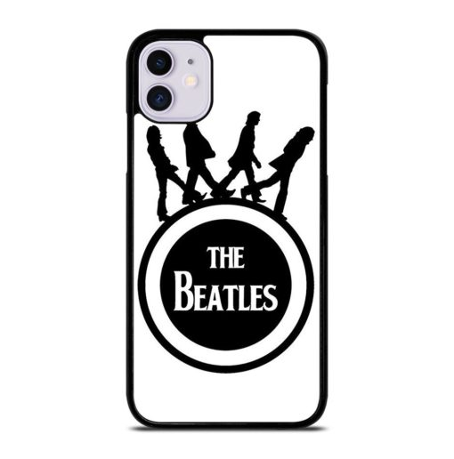 The Beatles Walk in The World iPhone 11 Case