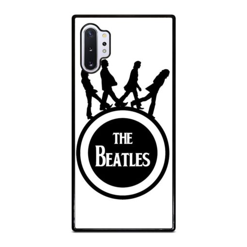 The Beatles Walk in The World Samsung Galaxy Note 10 Plus Case