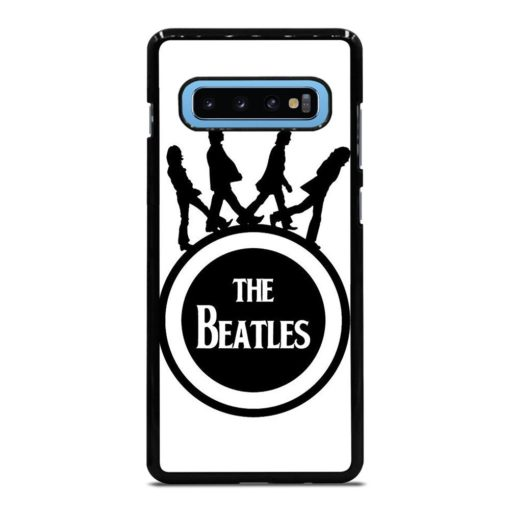The Beatles Walk in The World Samsung Galaxy S10 Plus Case