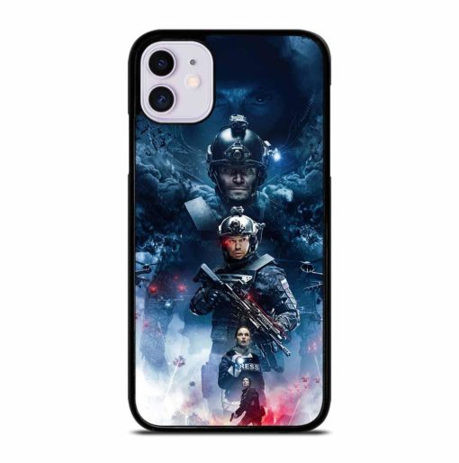 THE BLACKOUT iPhone 11 Case Cover