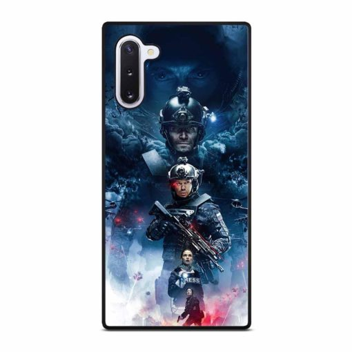 THE BLACKOUT Samsung Galaxy Note 10 Case