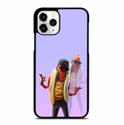 THE BRAT FORTNITE OUTFIT iPhone 11 Pro Case