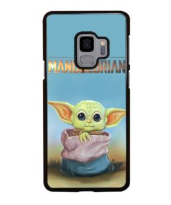 The Child Baby Yoda Mandalorian Samsung Galaxy S9 Case Cover