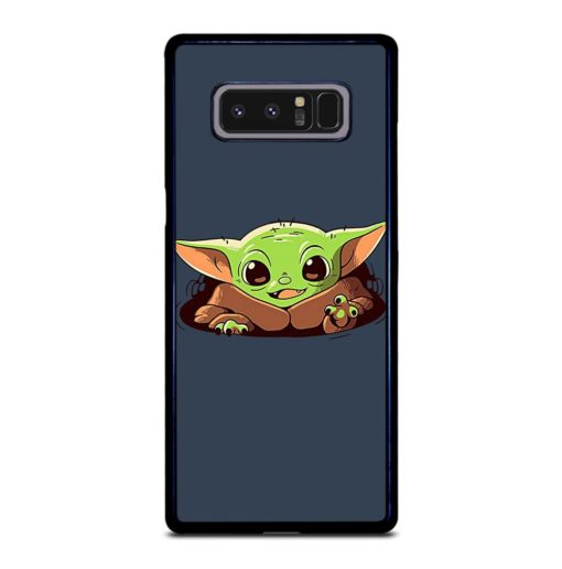 THE CHILD BABY YODA Samsung Galaxy Note 8 Case