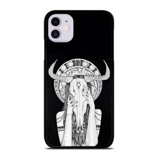 The Great Horned Goat iPhone 11 Case