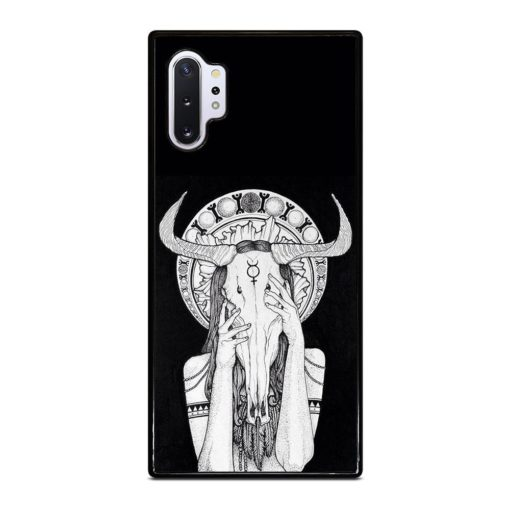 The Great Horned Goat Samsung Galaxy Note 10 Plus Case