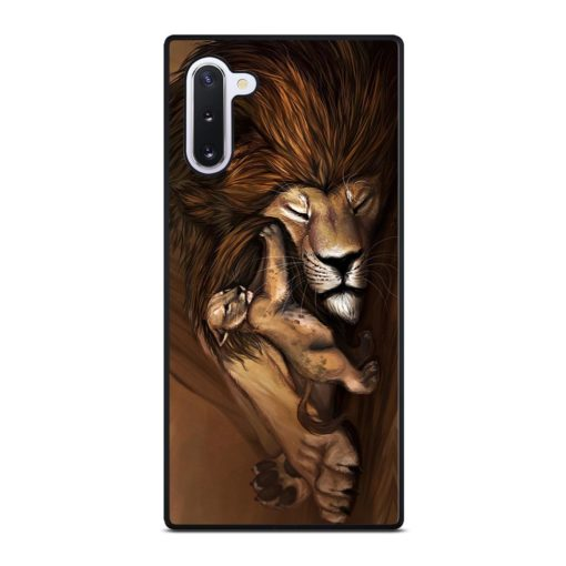 THE LION KING MUFASA SIMBA Samsung Galaxy Note 10 Case