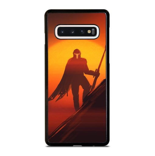THE MANDALORIAN STAR WARS POSTER Samsung Galaxy S10 Case Cover