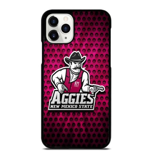 The New Mexico State Aggies iPhone 11 Pro Case