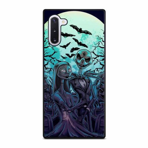 THE NIGHTMARE BEFORE CHRISTMAS Samsung Galaxy Note 10 Case