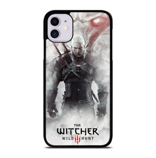 THE WITCHER WILD HUNT iPhone 11 Case
