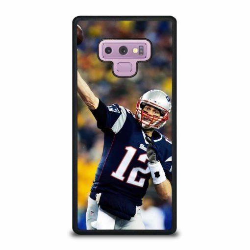 THOMAS EDWARD PATRICK BRADY Samsung Galaxy Note 9 Case