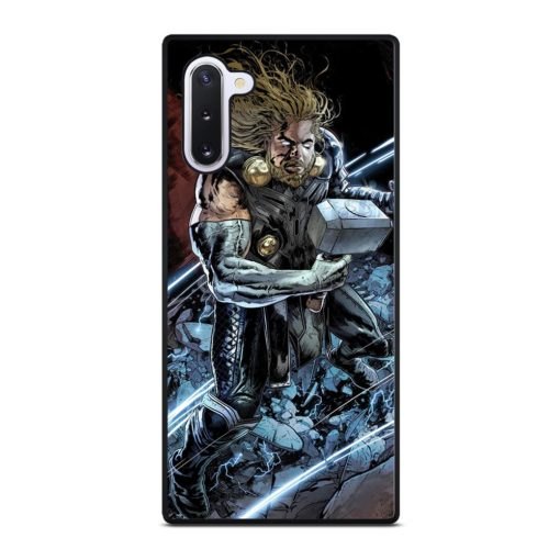 Thor Odinson Marvel Comics Samsung Galaxy Note 10 Case