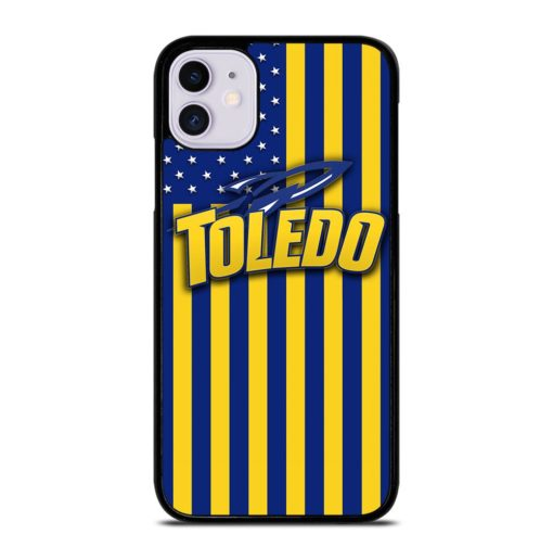 Toledo Rockets iPhone 11 Case