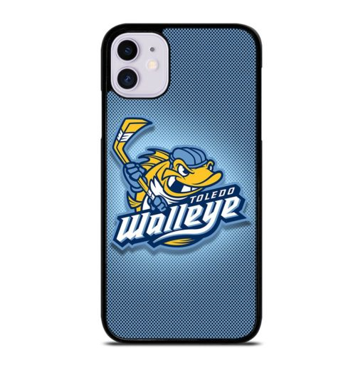 Toledo Walleye iPhone 11 Case