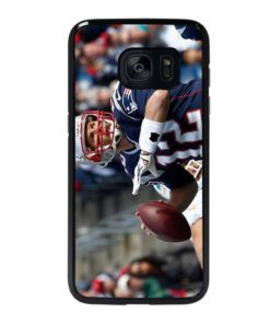TOM BRADY POSTER Samsung Galaxy S7 Edge Case