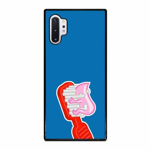 TOOTHBRUSH HUGGING Samsung Galaxy Note 10 Plus Case