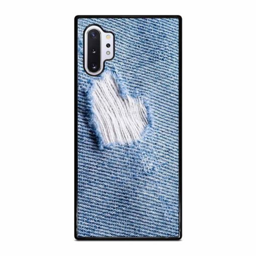 TORN JEANS TEXTURE Samsung Galaxy Note 10 Plus Case