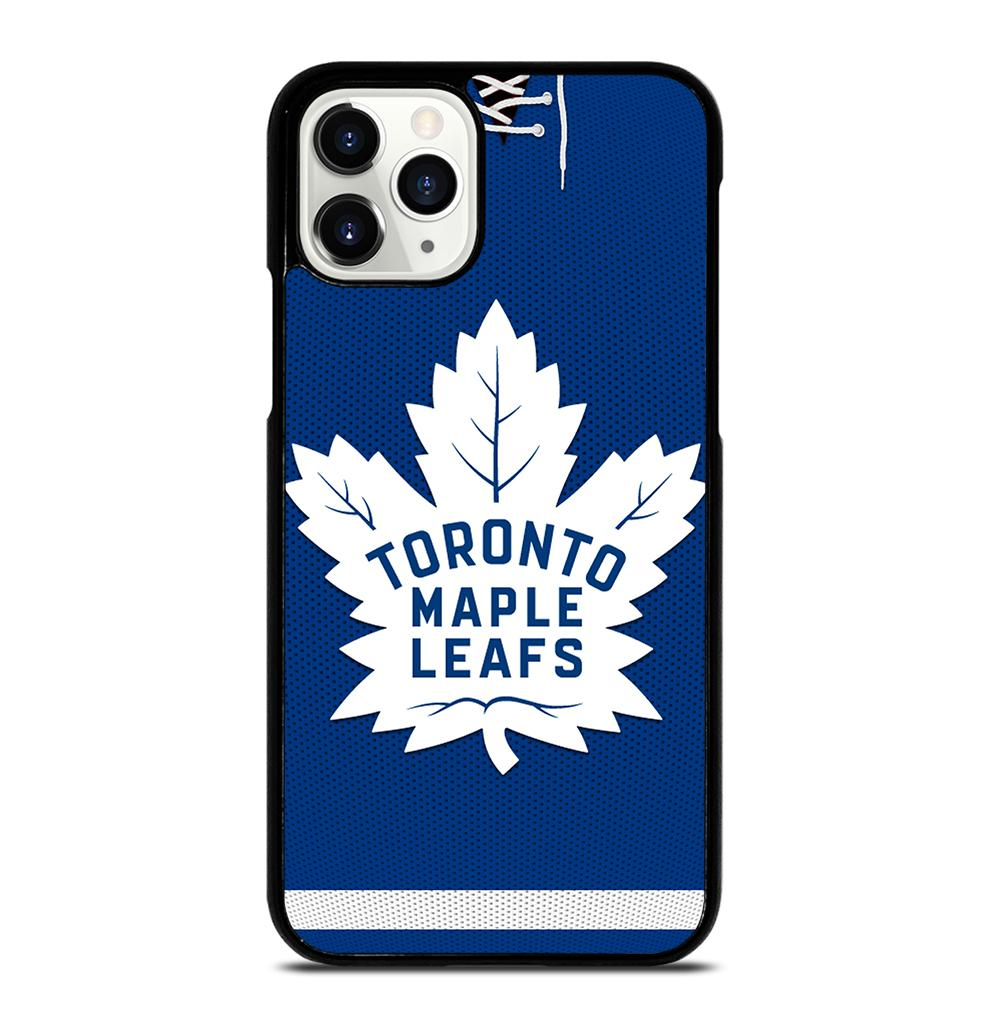 Toronto Maple Leafs Hoodie iPhone 11 Pro Case