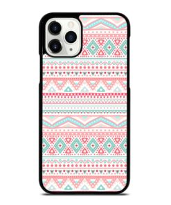 TRIBAL ETHNIC STRIPE iPhone 11 Pro Case