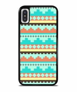 TRIBAL ETHNIC STRIPED iPhone X / XS Case Cover