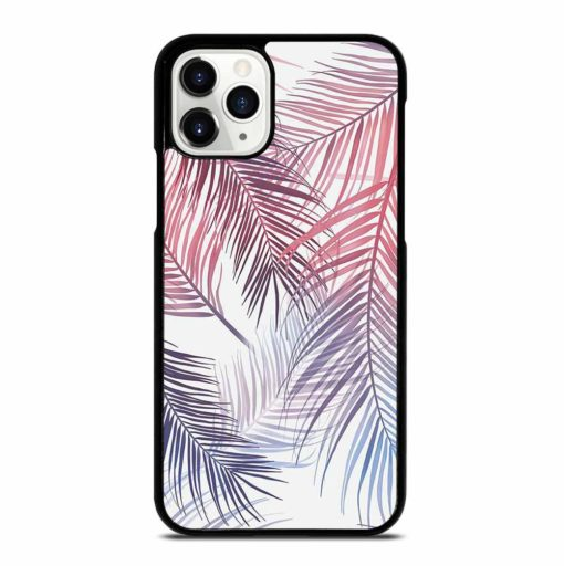 TROPICAL PALM LEAVES iPhone 11 Pro Case