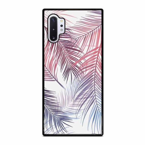 TROPICAL PALM LEAVES Samsung Galaxy Note 10 Plus Case
