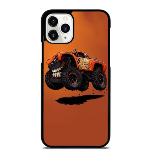 Truck Jumping iPhone 11 Pro Case