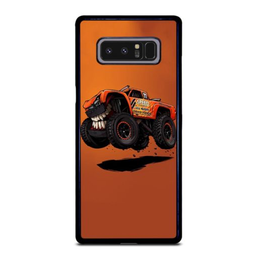 Truck Jumping Samsung Galaxy Note 8 Case