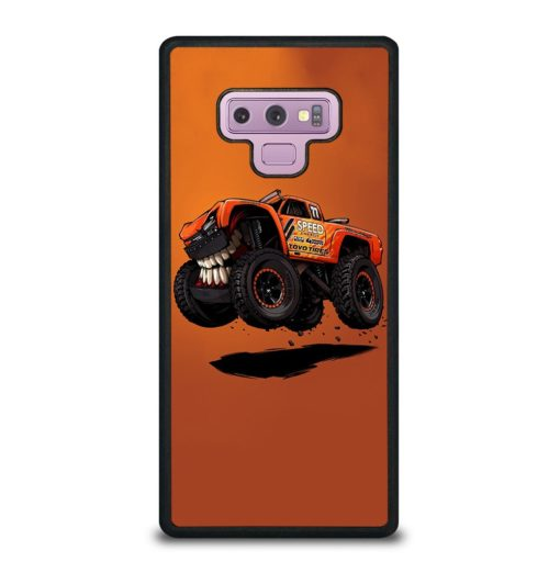 Truck Jumping Samsung Galaxy Note 9 Case
