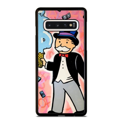 Uncle Pennybags Ice Cream Samsung Galaxy S10 Case