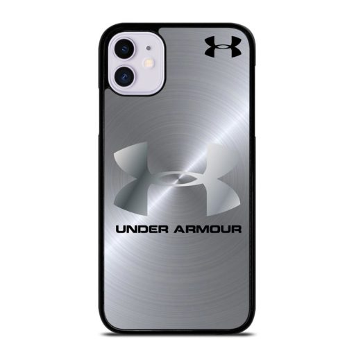 Under Armour Metal Silver iPhone 11 Case