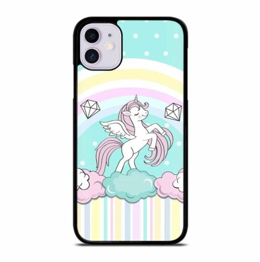 UNICORN RAINBOW iPhone 11 Case
