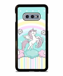 UNICORN RAINBOW Samsung Galaxy S10e Case