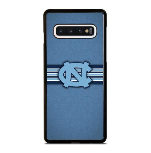 University North Carolina Tar Heels Samsung Galaxy S10 Case